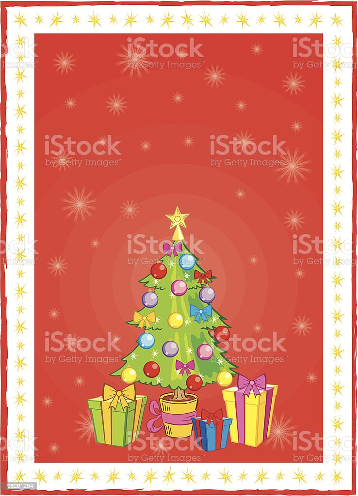 Christmas tree royalty-free christmas tree stock vector art & more images of christmas