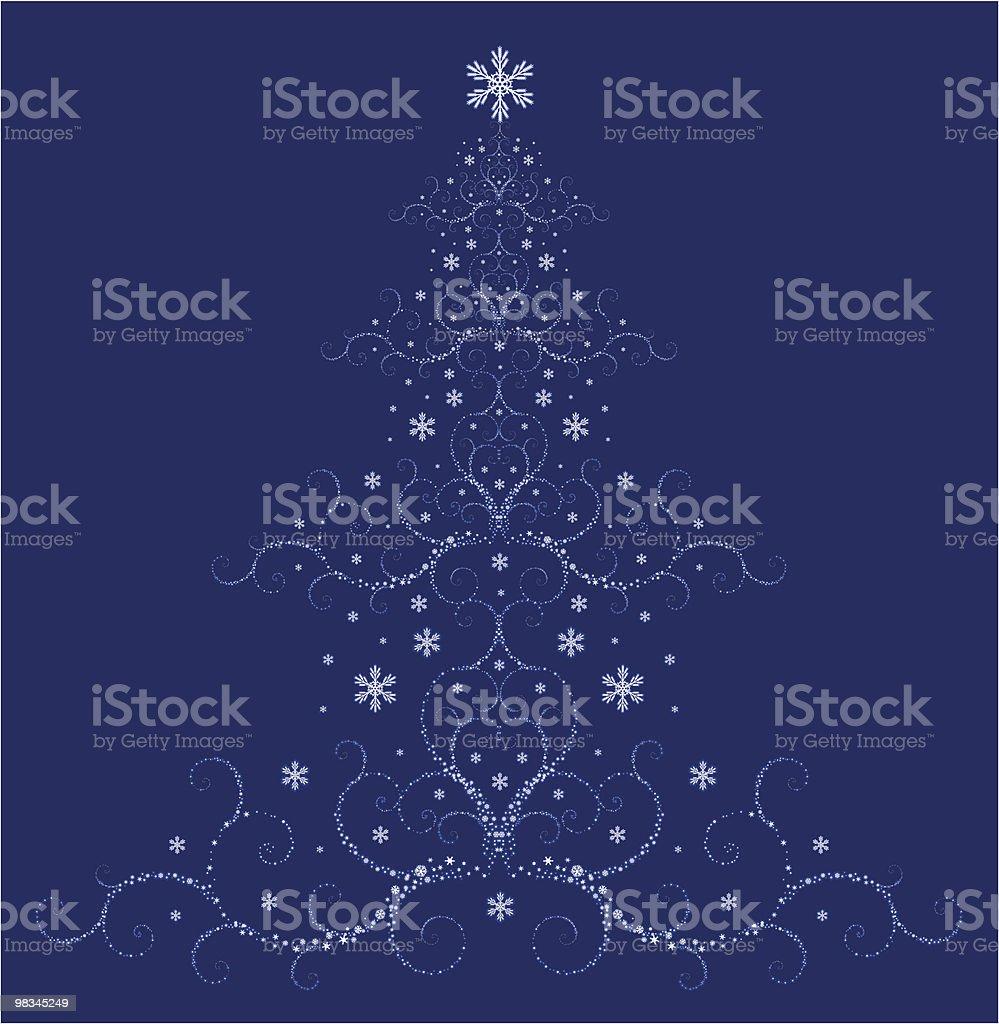 크리스마스 트리 royalty-free 크리스마스 트리 0명에 대한 스톡 벡터 아트 및 기타 이미지