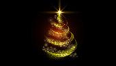 Christmas Tree with lighting effect
