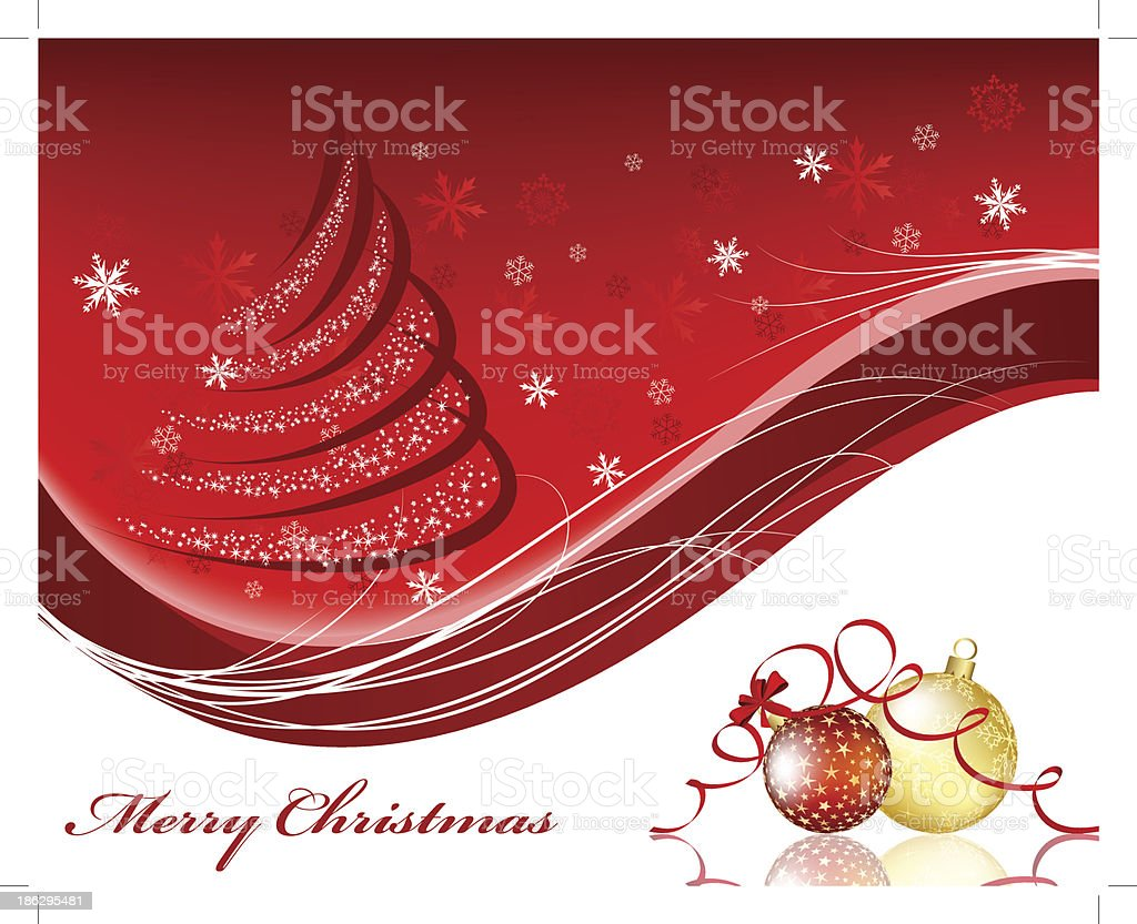 Christmas royalty-free stock vector art