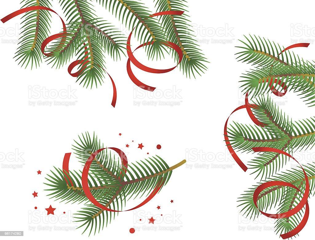 Natale natale - immagini vettoriali stock e altre immagini di albero di natale royalty-free