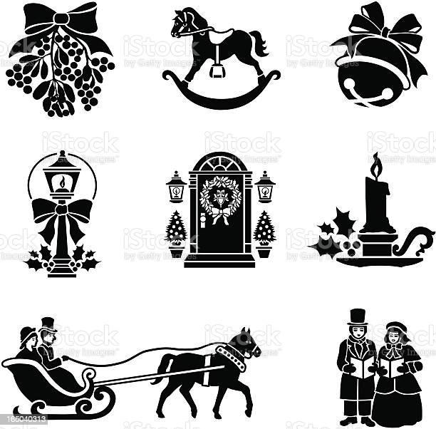 Christmas victorian icons vector id165040313?b=1&k=6&m=165040313&s=612x612&h=dj7cb0l2xajl8hztd65viuze21oqfbv97jtxqffz8ls=