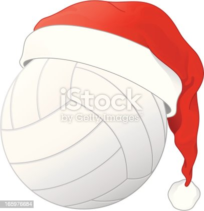 Christmas Volleyball