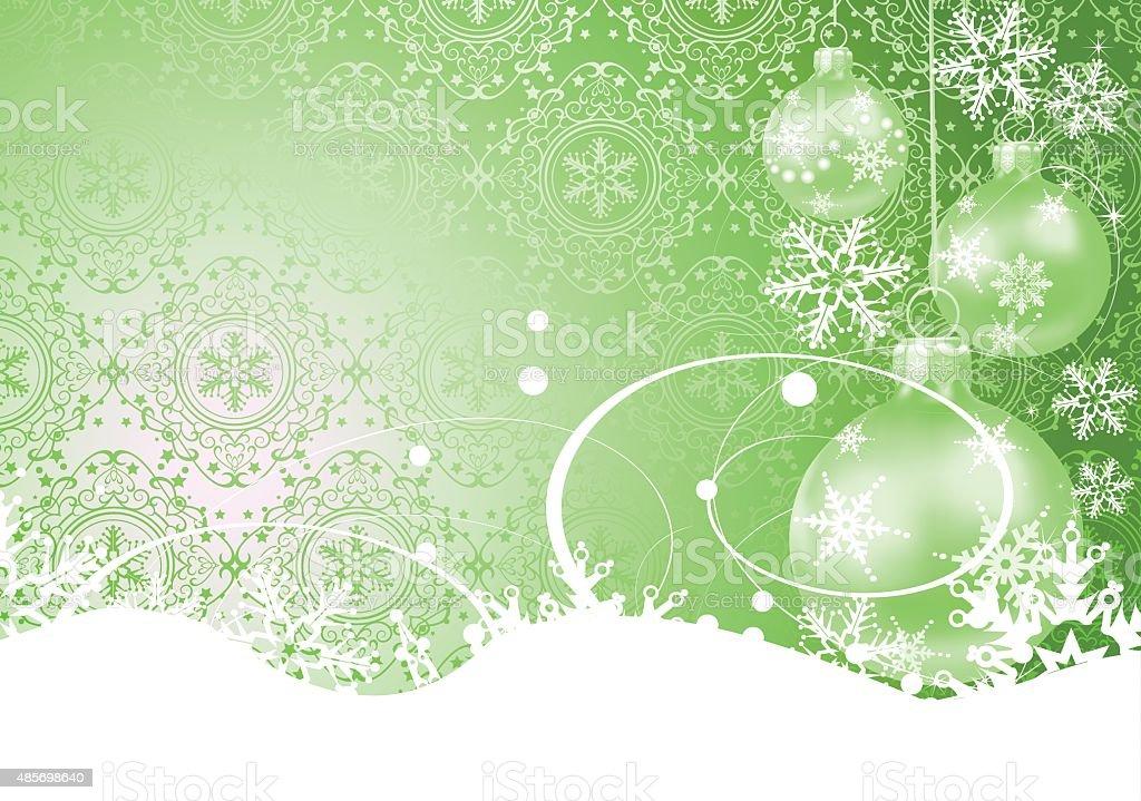 Noel Papier Peint Vert Cliparts Vectoriels Et Plus D Images De