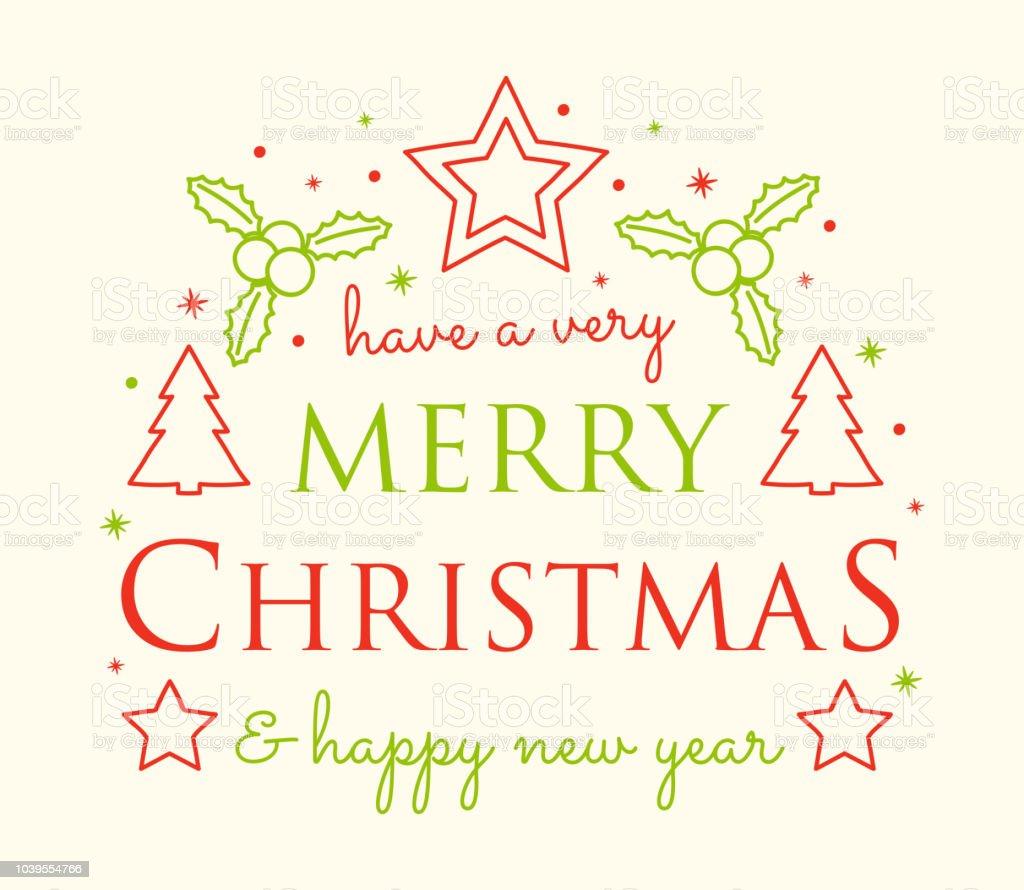 weihnachtsw nsche mit dekoration vektor stock vektor art und mehr bilder von advent istock
