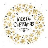 Christmas Wreath - Illustration