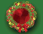 Christmas Decoration. EPS 10.