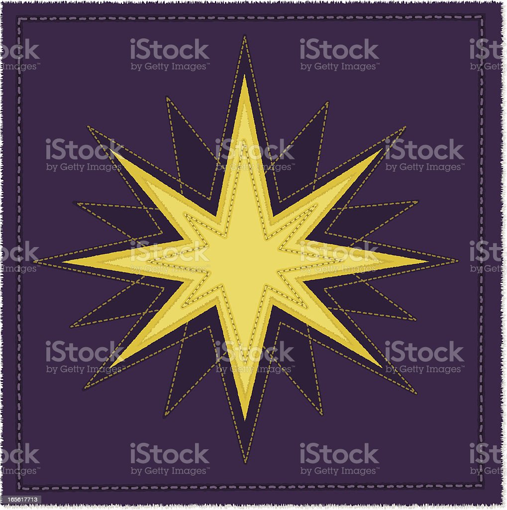 Christmas Clip Art North Star.Christmasnorth Star Stock Illustration Download Image Now