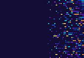 istock Chromosome DNA Data Abstract Background 1302827903
