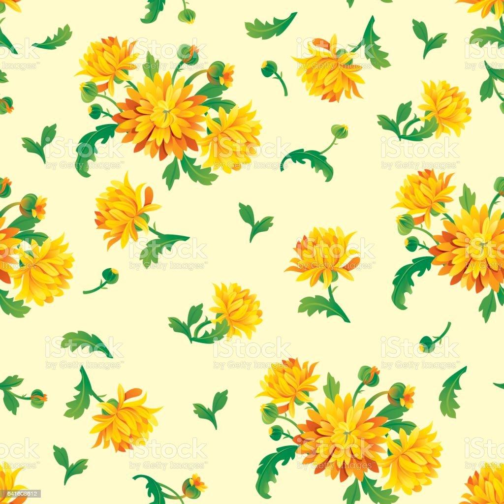 Chrysanthemum royalty-free chrysanthemum stock vector art & more images of autumn