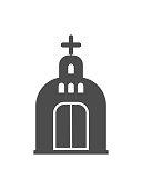 church icon.
