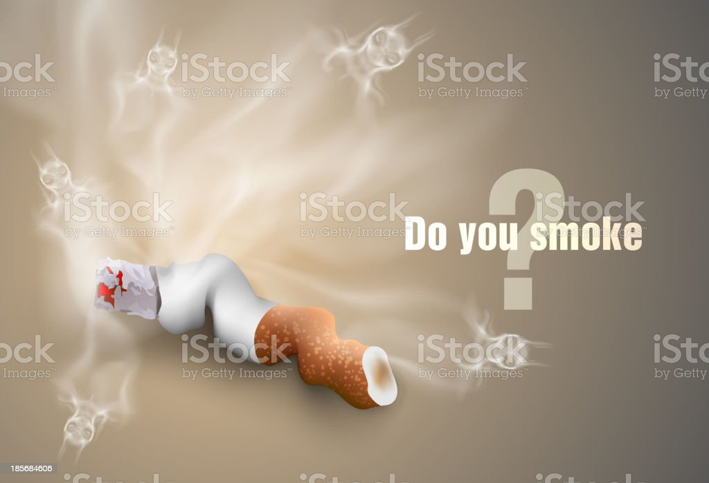 cigarette butts royalty-free cigarette butts stock vector art & more images of abuse