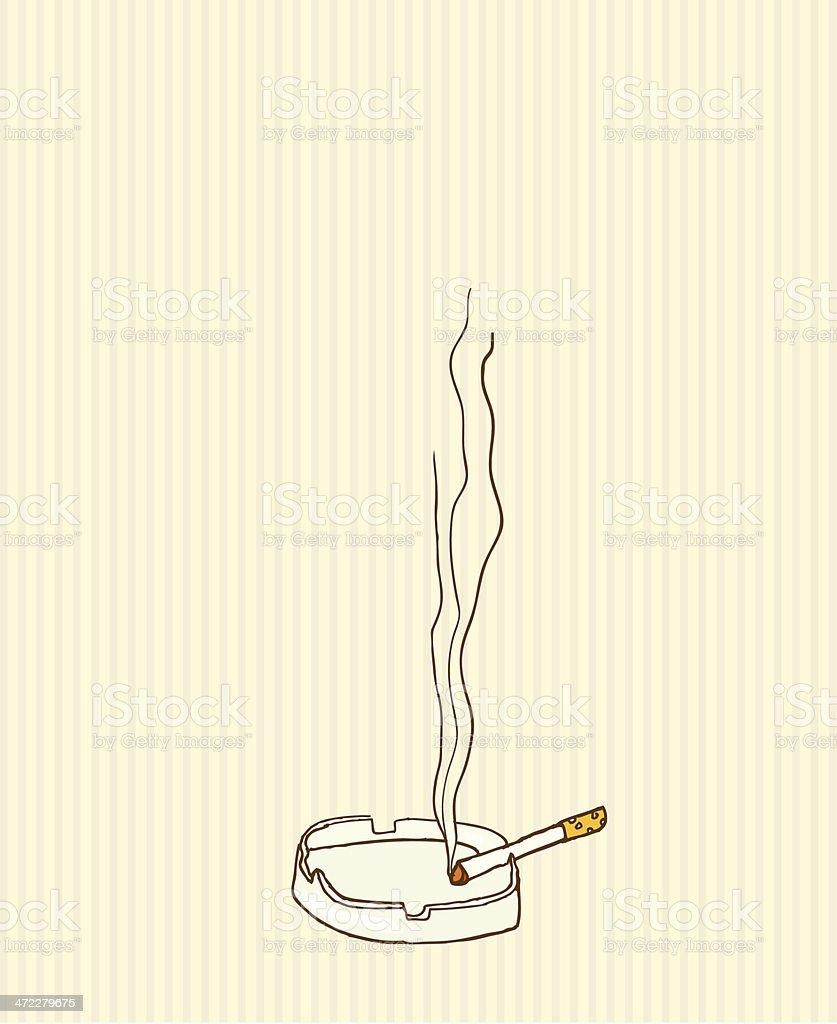 Sigaretta Immagini Vettoriali Stock E Altre Immagini Di Disegno