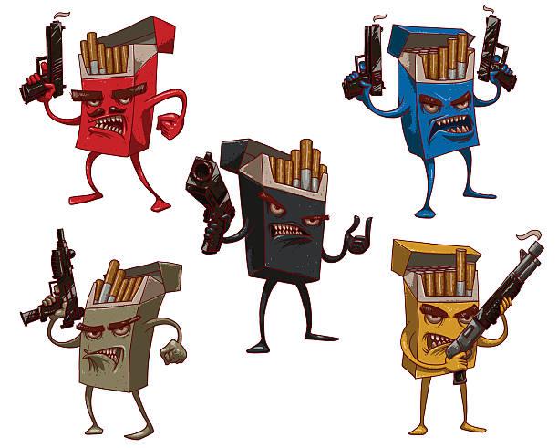 Royalty Free Smoking Gun Clip Art, Vector Images ...