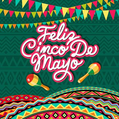 Cinco De Mayo Mexican Celebration