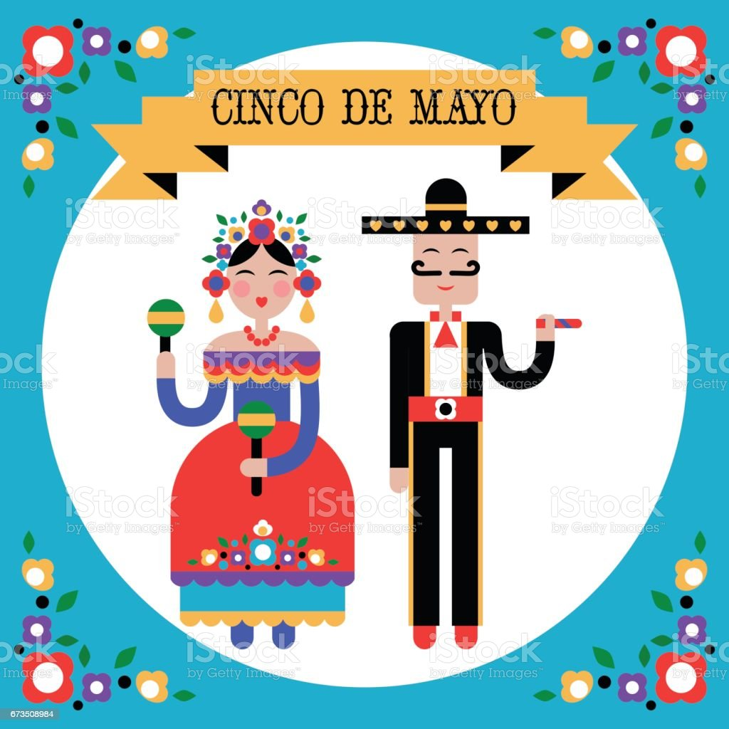Cinco de mayo mexican holiday greeting card template stock vector cinco de mayo mexican holiday greeting card template royalty free stock vector art m4hsunfo