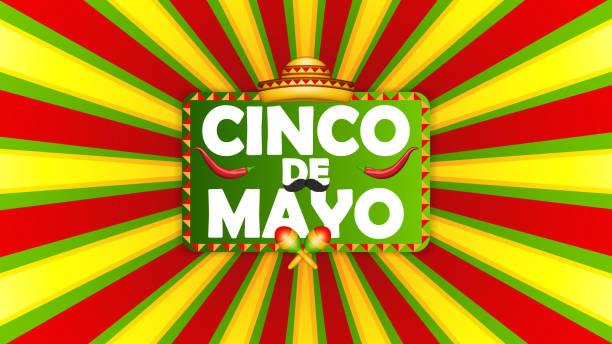 cinco de mayo - cinco de may stock illustrations, clip art, cartoons, & icons