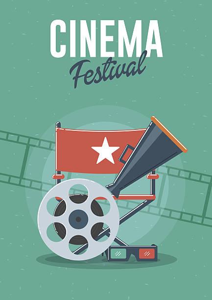 filmfestivals  - markenbrillen stock-grafiken, -clipart, -cartoons und -symbole