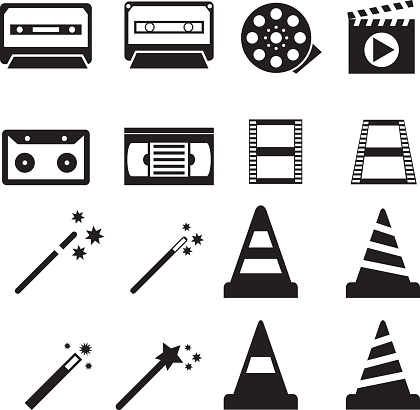 Cinema Magic Icons