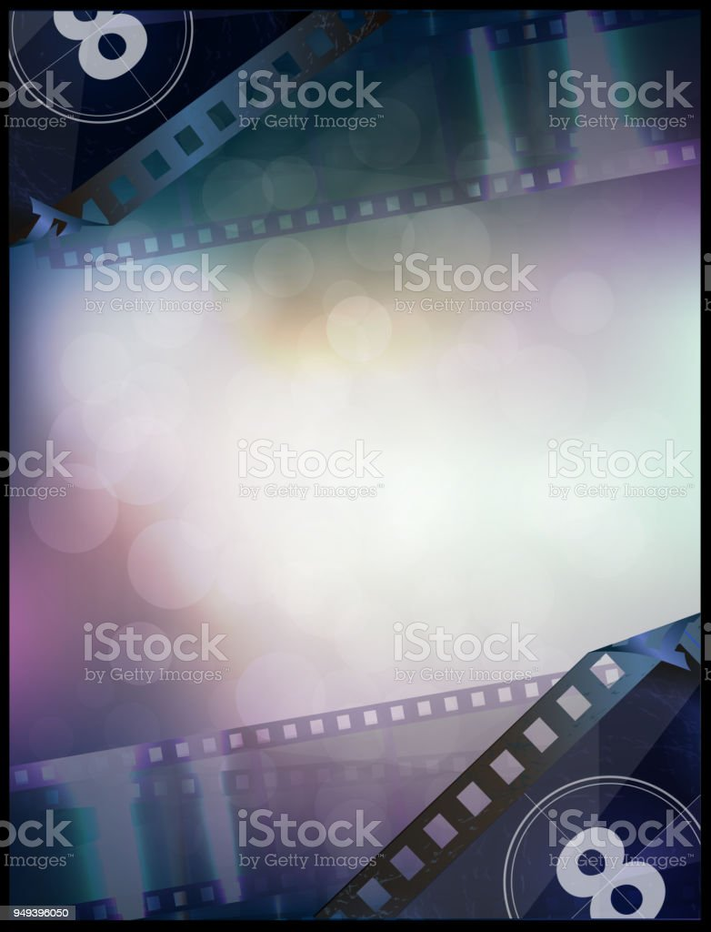 Cinema Movie Vector Poster Design Template Stock Illustration Download Image Now Istock