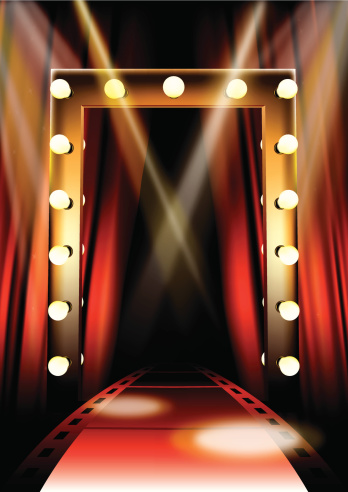 Cinema Red carpet