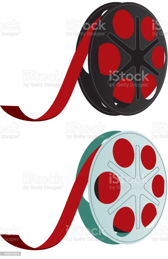 cinema vector art illustration