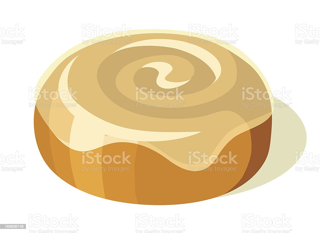royalty free cinnamon roll clip art  vector images Cartoon Cinnamon Rolls cinnamon roll clip art cute