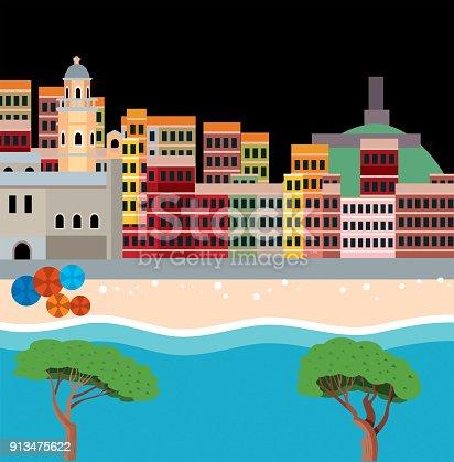 istock Cinque Terre, 16 913475622