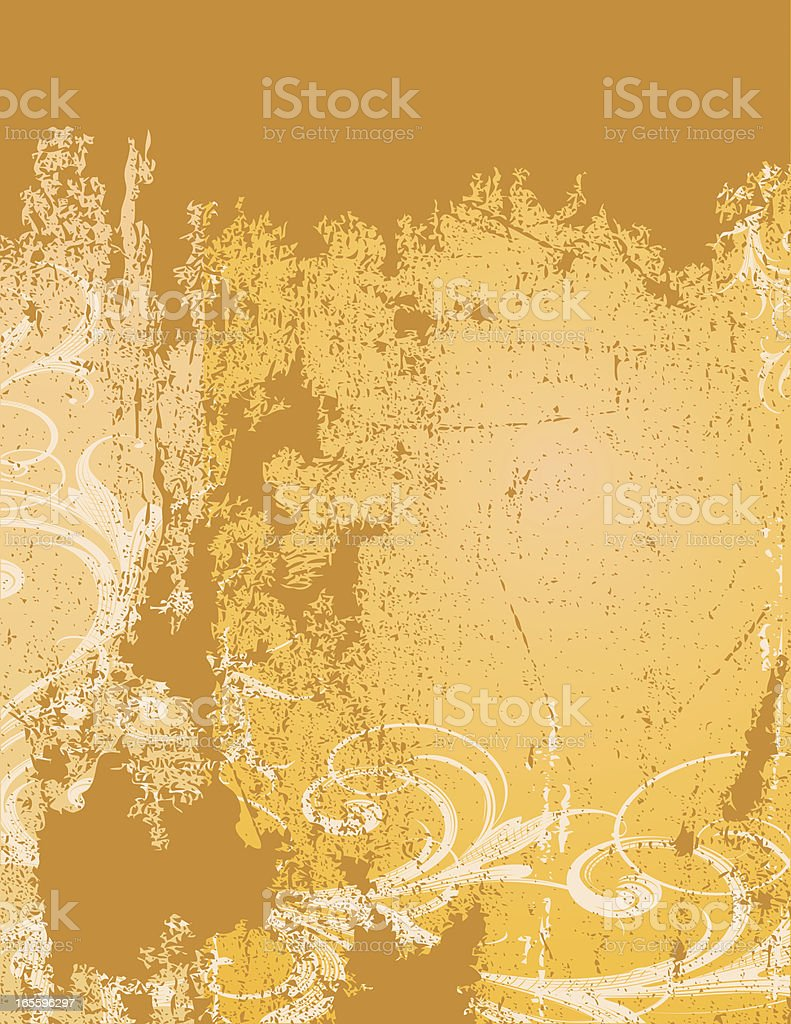 Cinque Terre Two royalty-free stock vector art
