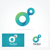 Circle Abstract Logo for Business Company