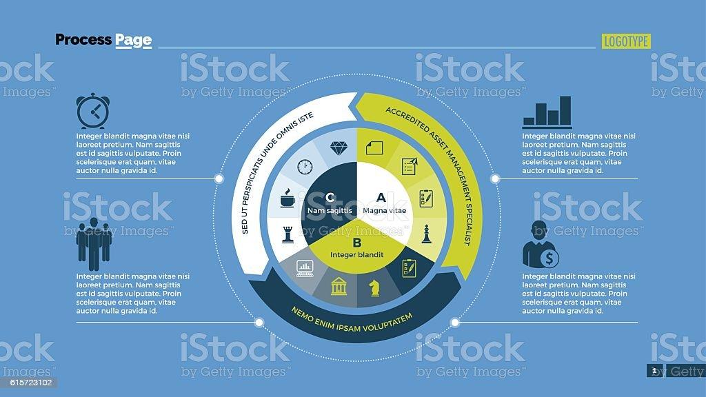 Ilustrao de circle arrow diagram slide template e mais banco de circle arrow diagram slide template ilustrao de circle arrow diagram slide template e mais banco de ccuart Image collections