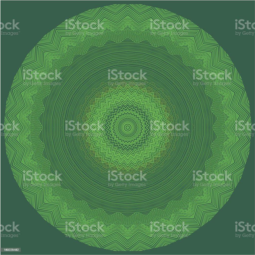 Circle floral ornament. royalty-free circle floral ornament stock vector art & more images of circle