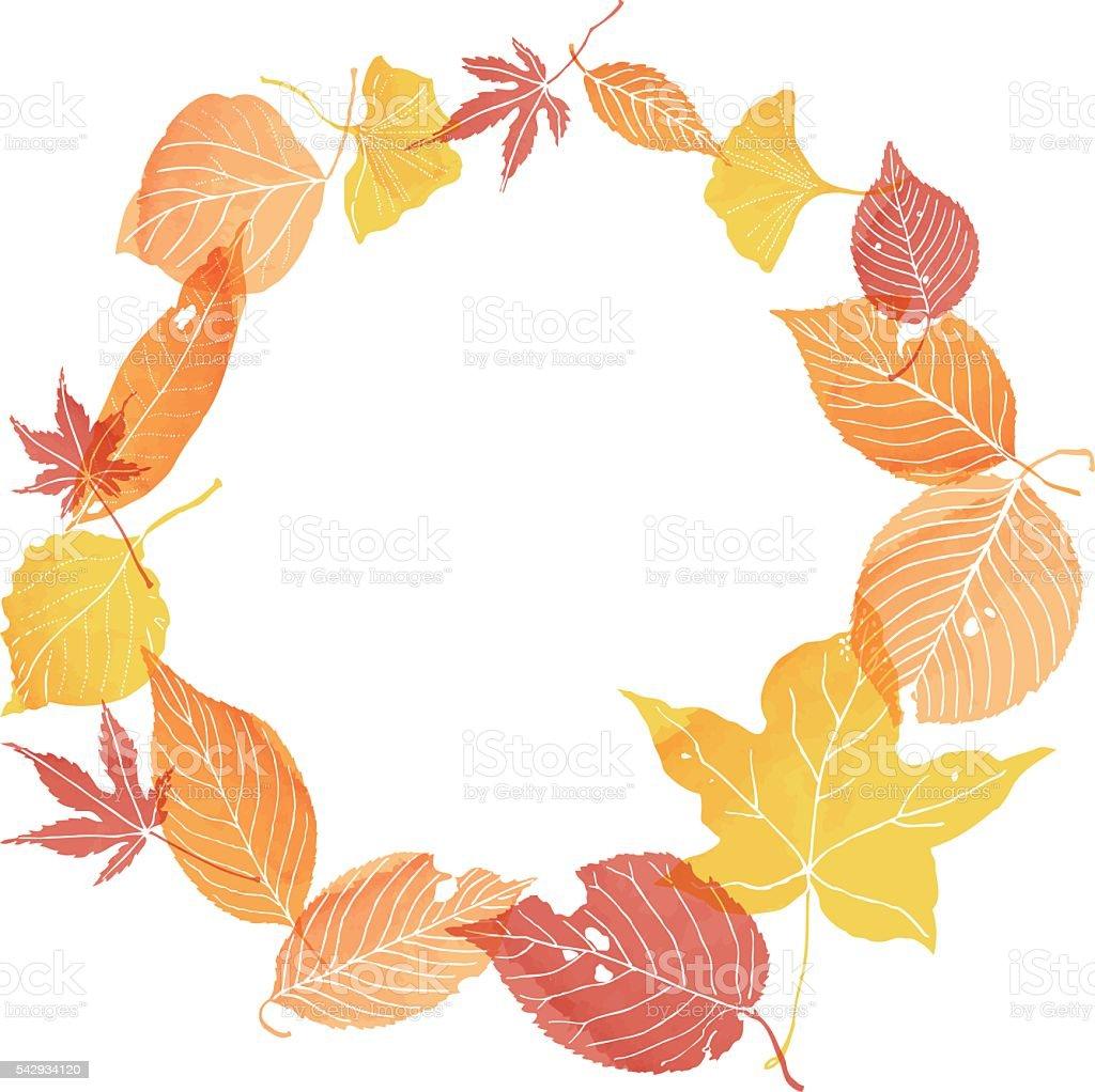 fall leaf clipart