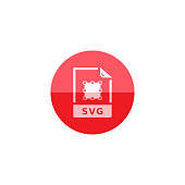 Circle icon - SVG file