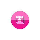 Circle icon - Unavailable label