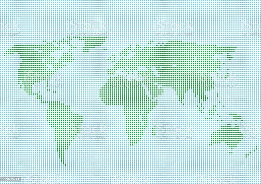 Circle map royalty-free circle map stock vector art & more images of atlantic ocean
