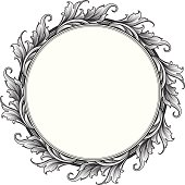 Designed by a hand engraver, this carefully drawn and highly detailed scroll circle is ready for the text of your choice. All elements on seperate layers so you can modify as you wish. These are true and accurate hand engraving patterns.