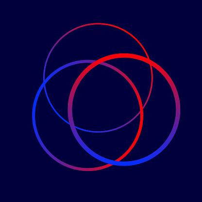 Circle shape symbol