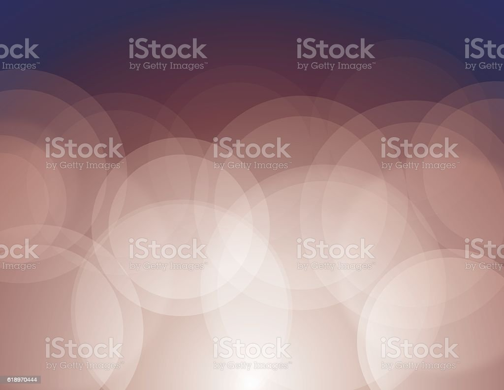 Circles Abstract background vector art illustration