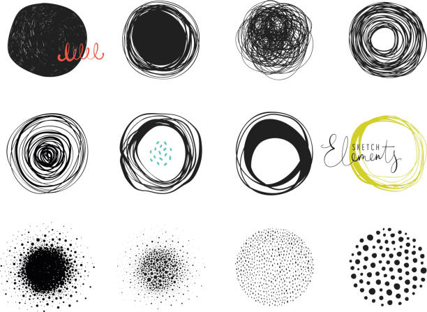 Circles_01 - Illustration vectorielle