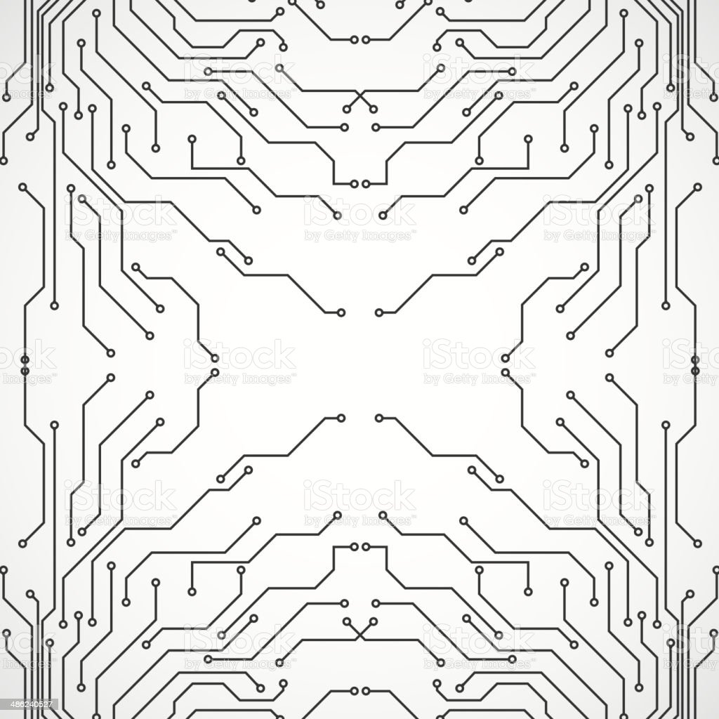 circuit board background texture stock vector art more images of Real Life Example Parallel Circuit circuit board background texture illustration