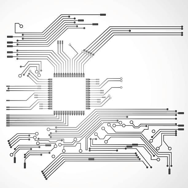 Circuit Board – Vektorgrafik