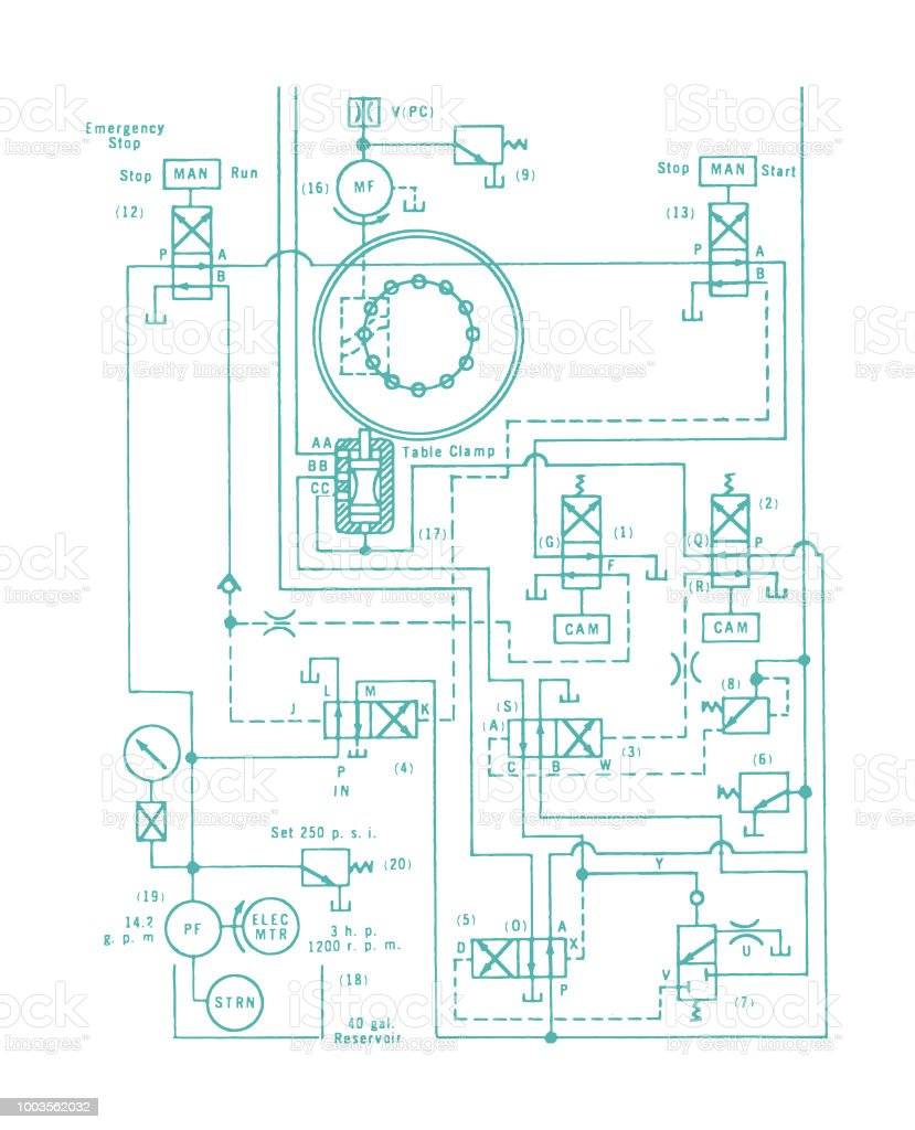 Tremendous Circuit Diagram Stock Vector Art More Images Of Circuit Board Istock Wiring Cloud Brecesaoduqqnet