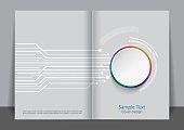Circuit Technologic Cover design