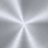 Metal texture background can be used for design. With space for text.