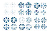 Sphere, Circle, Spotted, Snowflake