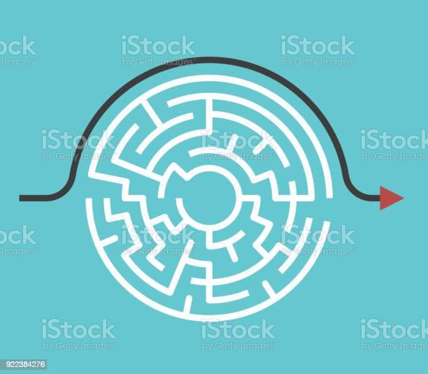 Circular maze bypass route vector id922384276?b=1&k=6&m=922384276&s=612x612&h=to4acnu6zrvf c dyuvx37hnn ynrkfahqq0guecmpu=