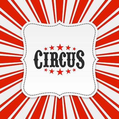 Circus background