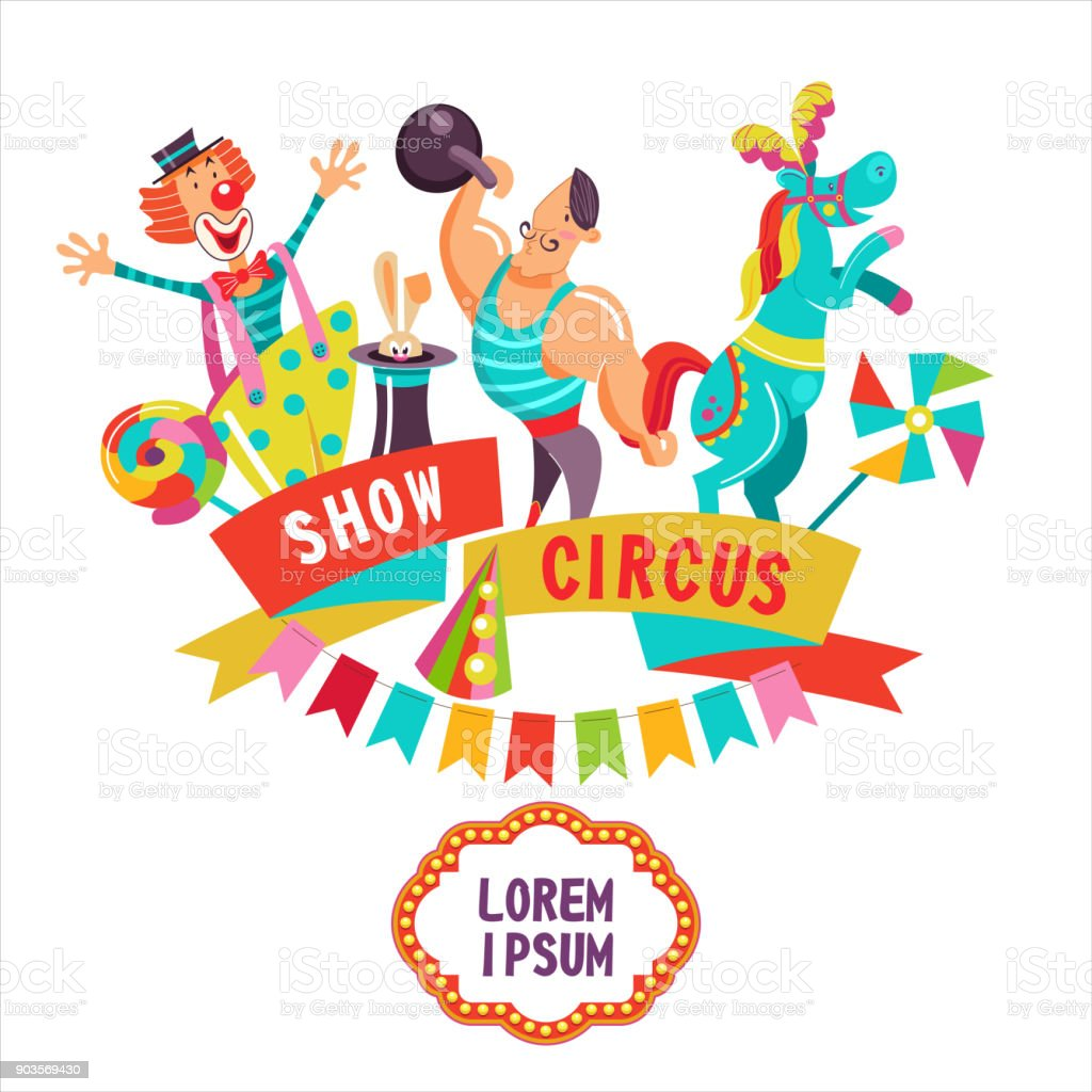 Circus Clipart Stock Illustration Download Image Now Istock