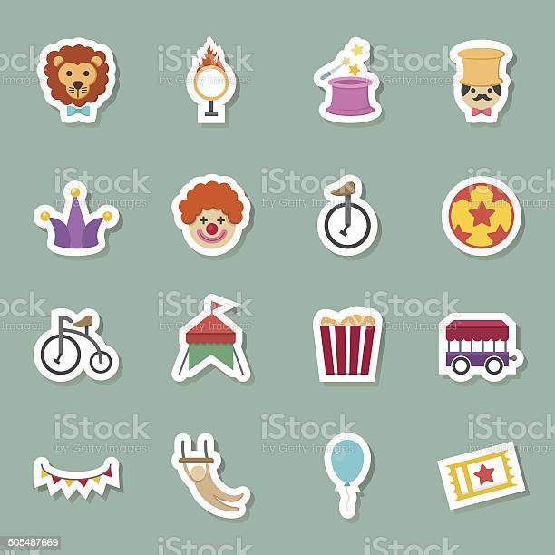 Circus color icons vector id505487669?b=1&k=6&m=505487669&s=612x612&h=kuxnv1zvycbevpiwcb y0uoimkl9j21uokdzxuvg gy=